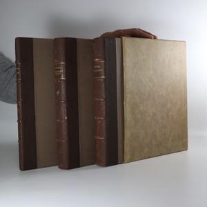 náhled knihy - Spisy Otokara Březiny. Svazky I až III: Básnické spisy. Prosa. Prvotiny. (komplet, viz foto)