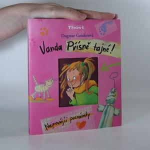 náhled knihy - Vanda. Přísně tajné!
