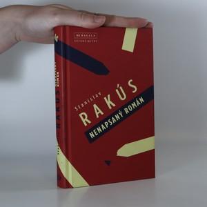 náhled knihy - Nenapsaný román