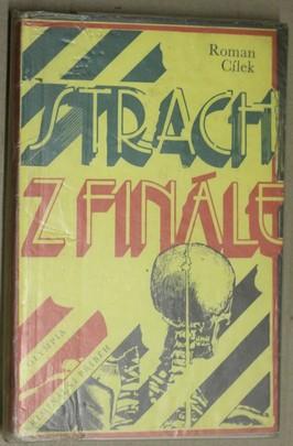 náhled knihy - Strach z finále : kriminální příběh