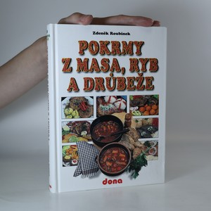 náhled knihy - Pokrmy z masa, ryb a drůbeže
