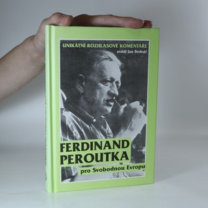 náhled knihy - Ferdinand Peroutka pro Svobodnou Evropu