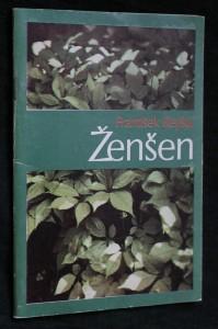 náhled knihy - Ženšen (slovensky)