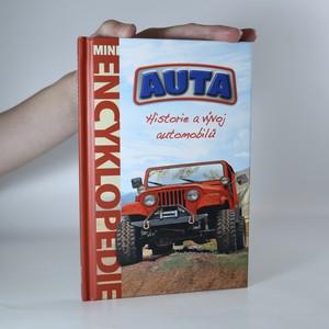 náhled knihy - Auta. Historie v obrázcích