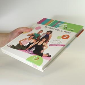 antikvární kniha Domácí posilovna. Buď fit s ČT 2, 2007