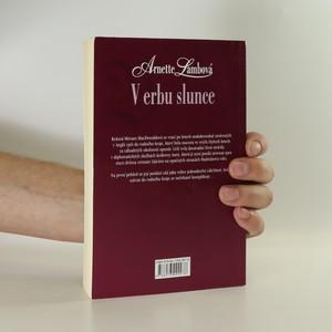 antikvární kniha V erbu slunce, 2011