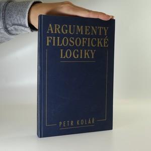 náhled knihy - Argumenty filosofické logiky