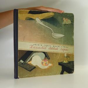 náhled knihy - Zasadil dědek řepu