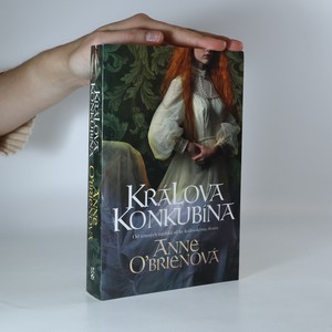náhled knihy - Králova konkubína