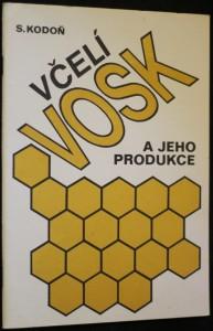 náhled knihy - Včelí vosk a jeho produkce