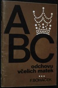 náhled knihy - ABC odchovu včelích matek