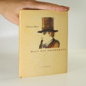 náhled knihy - Malý pan Friedemann