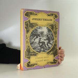 náhled knihy - Vynález zkázy a Ocelové město