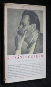 náhled knihy - Setkání s Gorkým