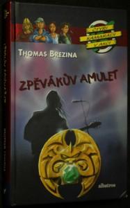 náhled knihy - Zpěvákův amulet