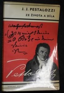náhled knihy - J.J. Pestalozzi : ze života a díla