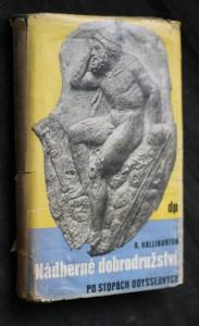 náhled knihy - Nádherné dobrodružství = po stopách Odysseových