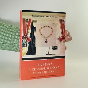 náhled knihy - Sovětská a československá vyznamenání