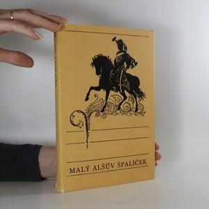 náhled knihy - Malý Alšův Špalíček národních písní a říkadel.
