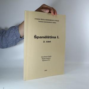 náhled knihy - Španělština I. 2. část.