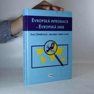 náhled knihy - Evropská integrace. Evropská unie