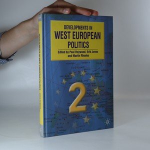 náhled knihy - Developments in West European politics 2