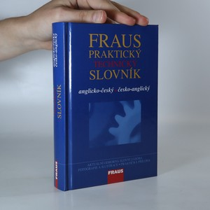 náhled knihy - Fraus praktický technický slovník. Anglicko-český. Česko-anglický. (1 svazek)