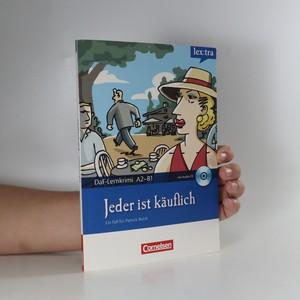náhled knihy - Jeder ist käuflich