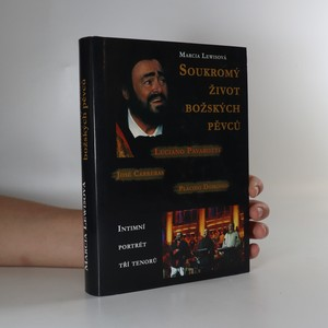 náhled knihy - Soukromý život božských pěvců