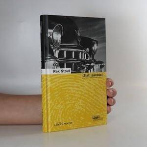 náhled knihy - Zlatí pavouci