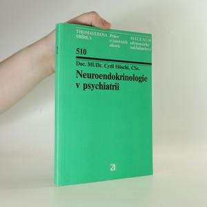 náhled knihy - Neuroendokrinologie v psychiatrii
