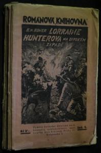 náhled knihy - Lorraine Hunterová na Divokém Západě sešity: 1 - 8