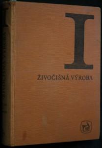 náhled knihy - Živočišná výroba I.