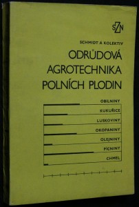 náhled knihy - Odrůdová agrotechnika polních plodin