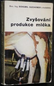 náhled knihy - Zvyšování produkce mléka
