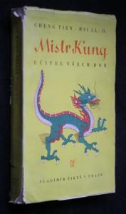 náhled knihy - Mistr Kung, učitel všech dob : cesta Číny očima západu