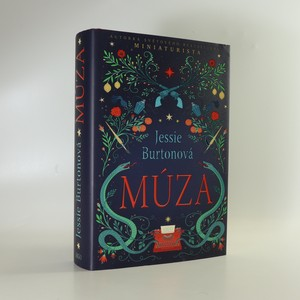 náhled knihy - Múza