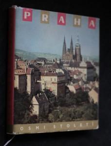 náhled knihy - Praha osmi století