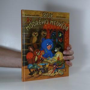 náhled knihy - Rok Modrého medvěda