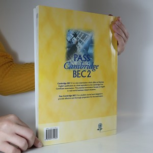 antikvární kniha Pass Cambridge BEC 2, 2001