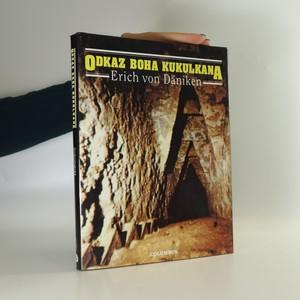 náhled knihy - Odkaz boha Kukulkana