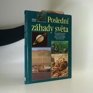 náhled knihy - Poslední záhady světa