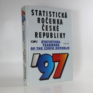 náhled knihy - Statistická ročenka České republiky roč. 1997