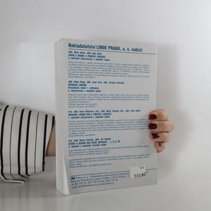 antikvární kniha Prováděcí a souvisící předpisy k občanskému zákoníku, 1999