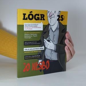 náhled knihy - Lógr 25. Magazín pro moderní kulturu