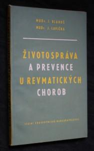 náhled knihy - Životospráva a prevence u revmatických chorob