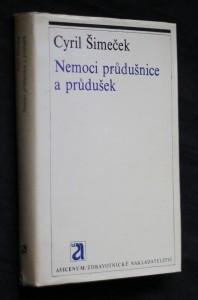 náhled knihy - Nemoci průdušnice a průdušek