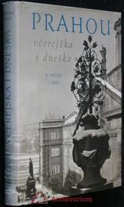 náhled knihy - Prahou včerejška i dneška