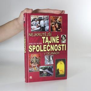 náhled knihy - Nejkrutější tajné společnosti v dějinách