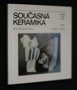 náhled knihy - Současná keramika